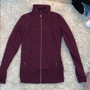 LULULEMON zip up sport jacket